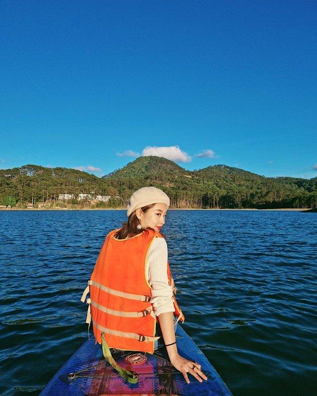 Xuýt xoa không thôi với loạt ảnh du lịch cực chill của Mi Vân: Style đơn giản nhưng nhan sắc mẹ bỉm vẫn đỉnh quá! - Ảnh 7.