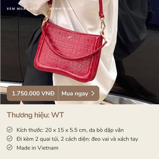 8 em túi xách sang chảnh giá từ 700k - 2 triệu xứng đáng để các nàng rước về dịp 8/3 này - Ảnh 8.