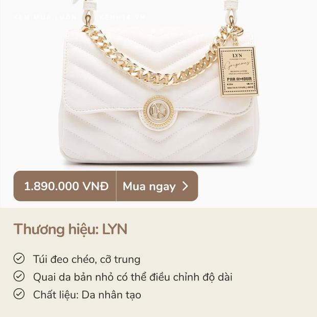 8 em túi xách sang chảnh giá từ 700k - 2 triệu xứng đáng để các nàng rước về dịp 8/3 này - Ảnh 9.