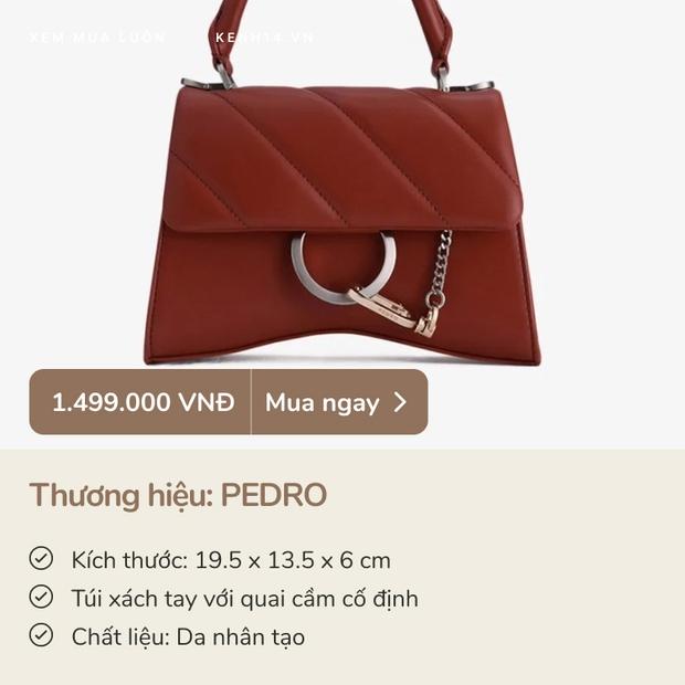 8 em túi xách sang chảnh giá từ 700k - 2 triệu xứng đáng để các nàng rước về dịp 8/3 này - Ảnh 6.