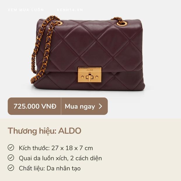 8 em túi xách sang chảnh giá từ 700k - 2 triệu xứng đáng để các nàng rước về dịp 8/3 này - Ảnh 2.