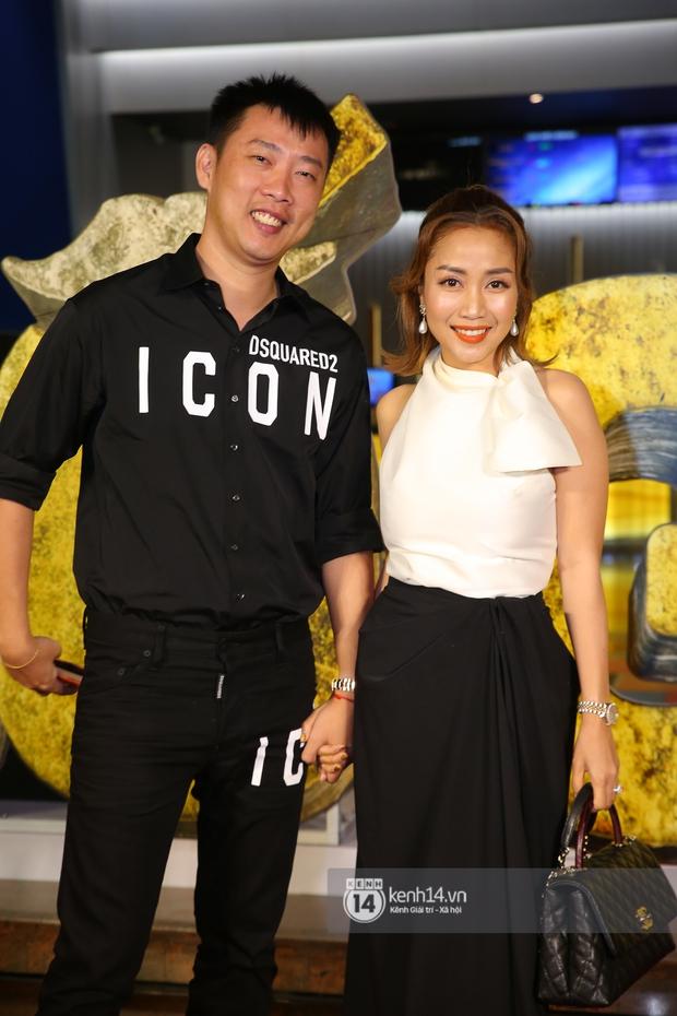 Cặp đôi nhà Đông Nhi, Lệ Quyên thi nhau show ân ái không kém cạnh Trấn Thành - Hariwon ở siêu thảm đỏ Bố Già - Ảnh 41.
