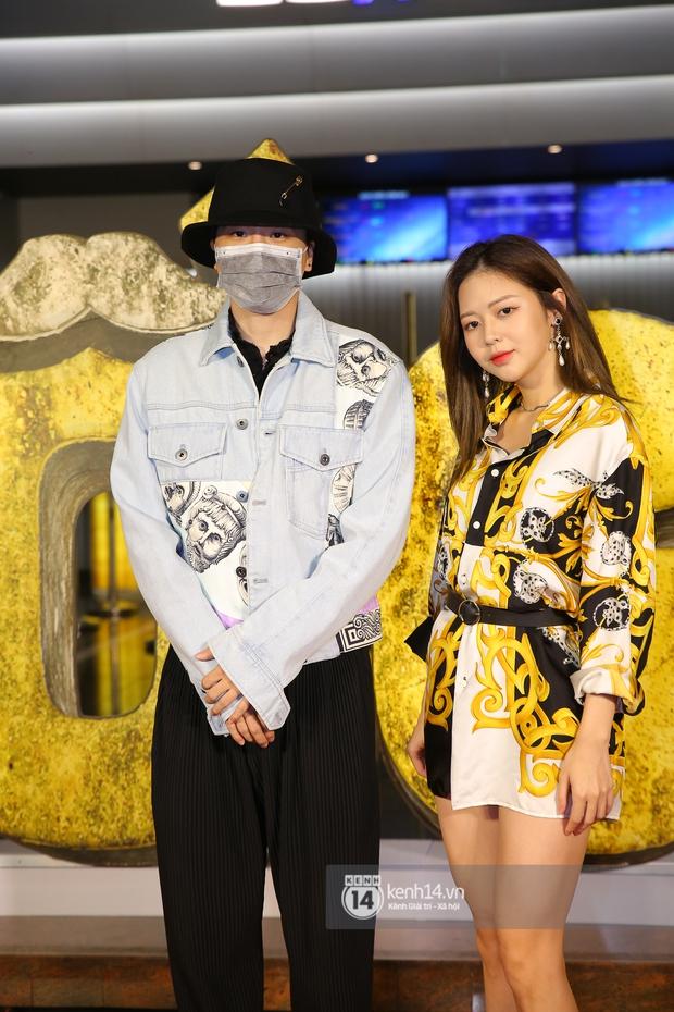 Cặp đôi nhà Đông Nhi, Lệ Quyên thi nhau show ân ái không kém cạnh Trấn Thành - Hariwon ở siêu thảm đỏ Bố Già - Ảnh 32.