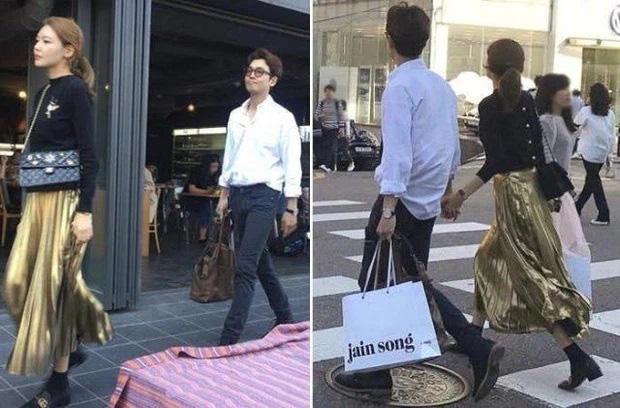 Team qua đường tóm gọn Sooyoung (SNSD) - Jung Kyung Ho hẹn hò, nhìn như vợ chồng son thế này bao giờ mới cưới? - Ảnh 6.