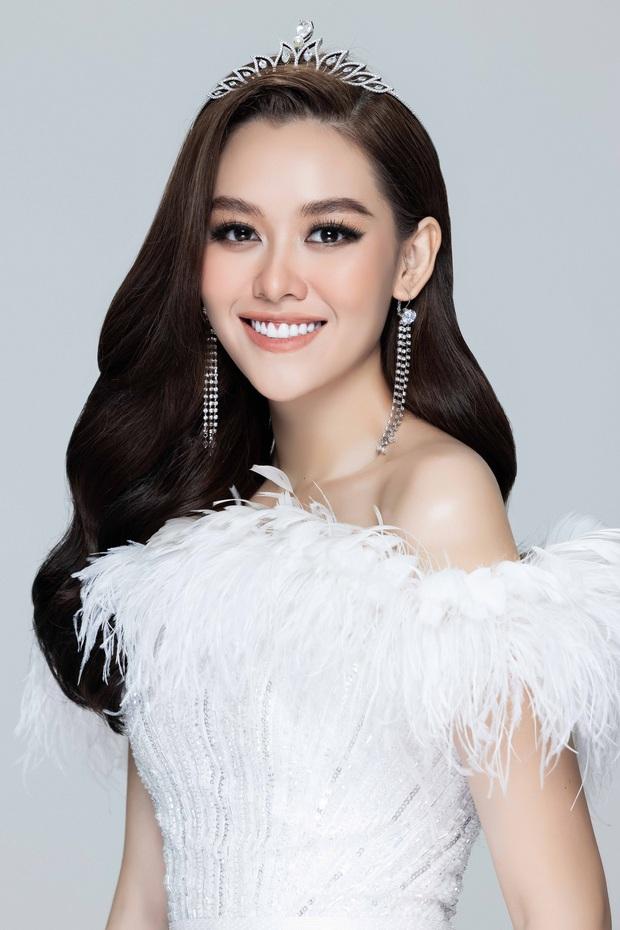 """Miss World VN 2021 trở lại: Lương Thuỳ Linh khoe chân dài 1m22 bên 2 Á hậu, BTC chấp nhận thí sinh """"dao kéo"""" - Ảnh 5."""
