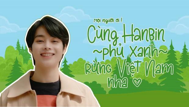 Fandom của Hanbin (I-LAND) quyên góp gần 70 triệu đồng, ủng hộ 1000 cây xanh tại vườn quốc gia Bến En - Ảnh 3.