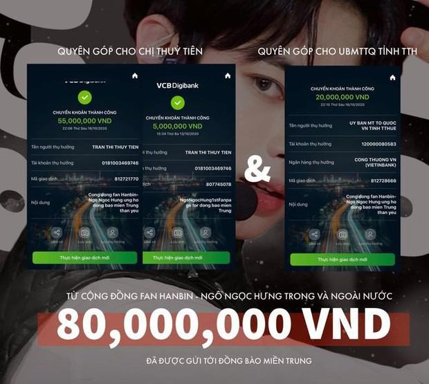 Fandom của Hanbin (I-LAND) quyên góp gần 70 triệu đồng, ủng hộ 1000 cây xanh tại vườn quốc gia Bến En - Ảnh 6.