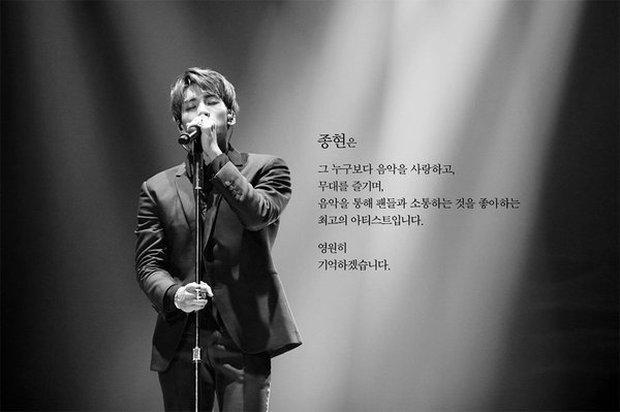 Fan nhí SHINee thắc mắc về sự vắng mặt của Jonghyun, Minho nghẹn ngào: Chú ấy là một người rất tốt - Ảnh 6.