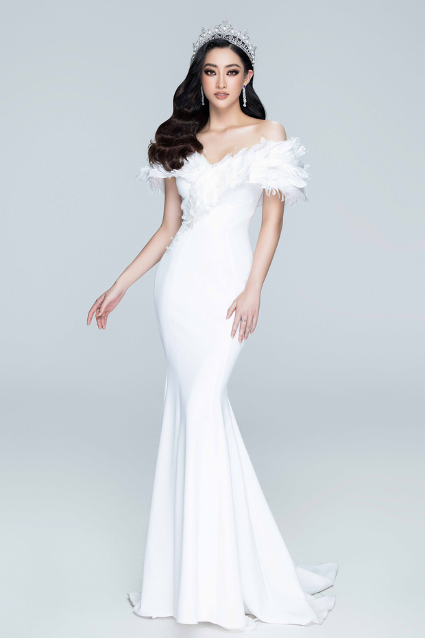 """Miss World VN 2021 trở lại: Lương Thuỳ Linh khoe chân dài 1m22 bên 2 Á hậu, BTC chấp nhận thí sinh """"dao kéo"""" - Ảnh 3."""