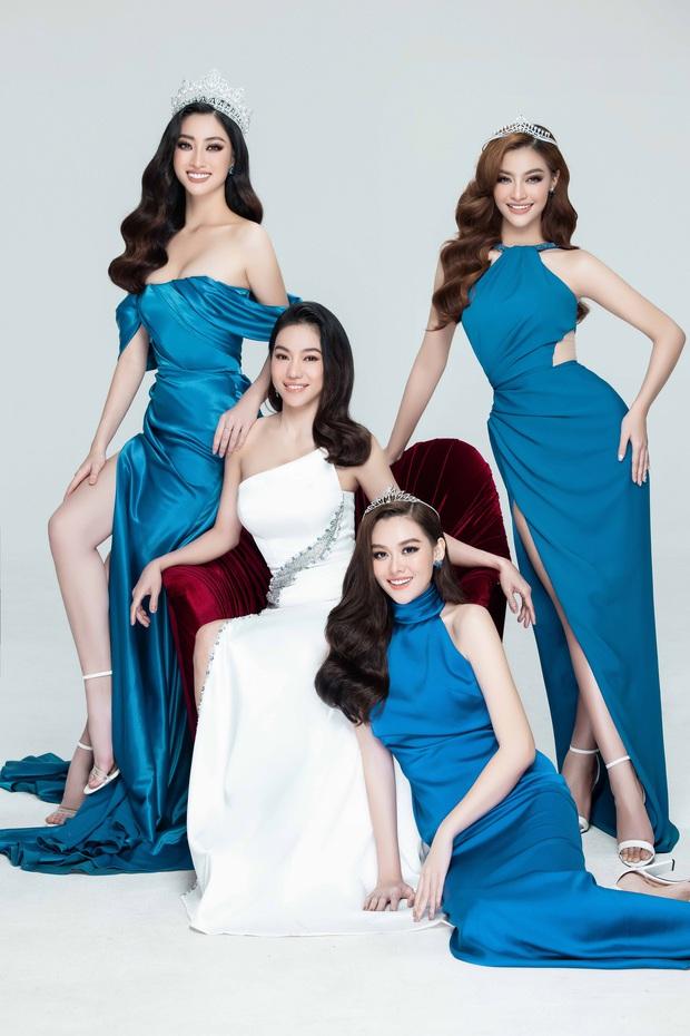 """Miss World VN 2021 trở lại: Lương Thuỳ Linh khoe chân dài 1m22 bên 2 Á hậu, BTC chấp nhận thí sinh """"dao kéo"""" - Ảnh 9."""