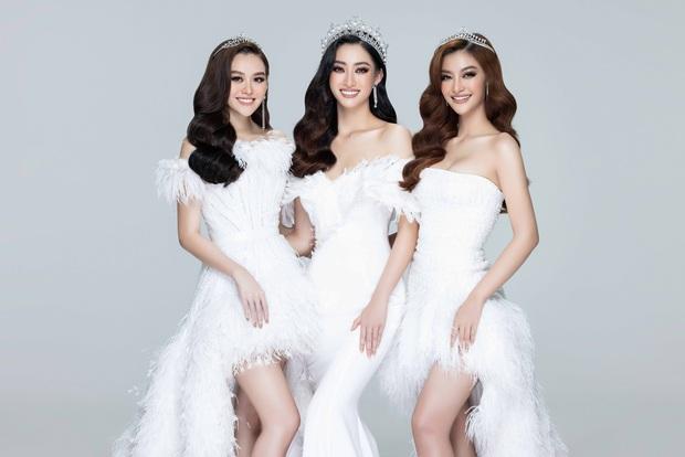 """Miss World VN 2021 trở lại: Lương Thuỳ Linh khoe chân dài 1m22 bên 2 Á hậu, BTC chấp nhận thí sinh """"dao kéo"""" - Ảnh 2."""