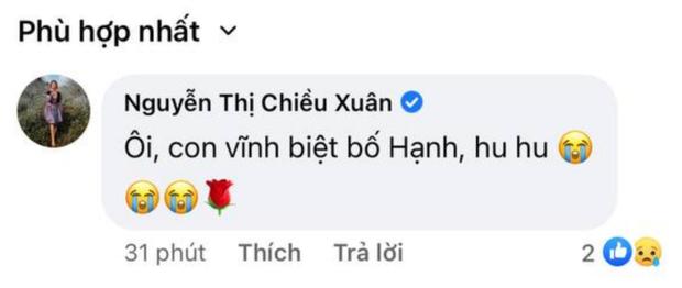 NS Công Lý, Chiều Xuân và khán giả bàng hoàng khi hay tin NSND Trần Hạnh qua đời - Ảnh 3.