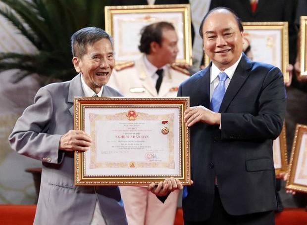 Những vai diễn đáng nhớ của NSND Trần Hạnh - ông già đau khổ, hiền lành của màn ảnh Việt - Ảnh 6.
