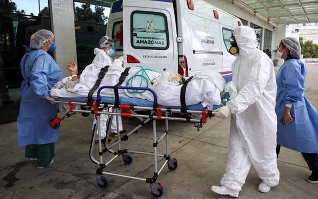 Brazil có thể là trung tâm phát tán các biến chủng virus dễ lây nhiễm - Ảnh 1.