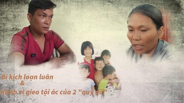 Hé lộ tội ác của mẹ và cậu trong vụ 6 đứa trẻ bị bạo hành, chăn dắt - Ảnh 1.