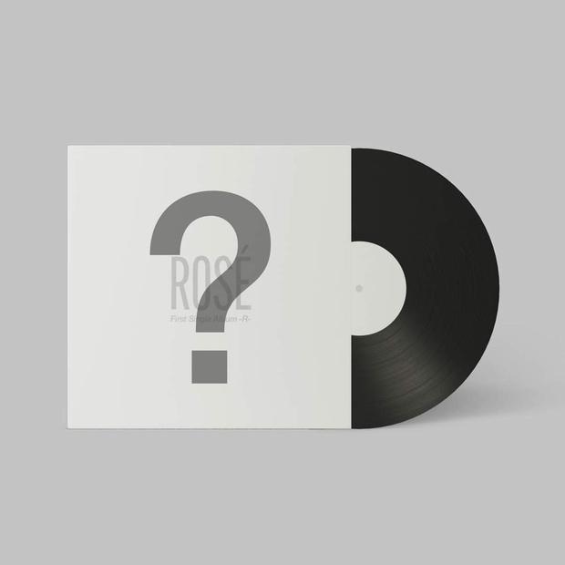 Đã có thể chốt đơn album solo của Rosé (BLACKPINK): Màu đen - trắng chủ đạo do chính chủ thiết kế, có cả bản đĩa than xịn xò! - Ảnh 18.