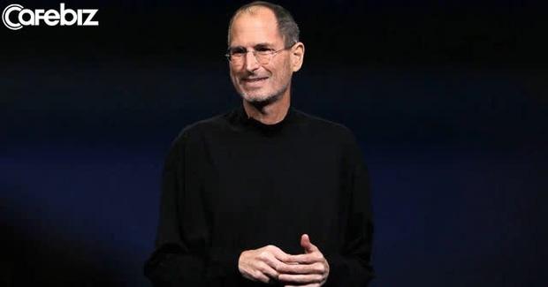 Từng mắc sai lầm lớn trong kinh doanh, Steve Jobs nhận ra: Thất bại mang tới cho chúng ta một đáp án hoàn toàn mới - Ảnh 1.