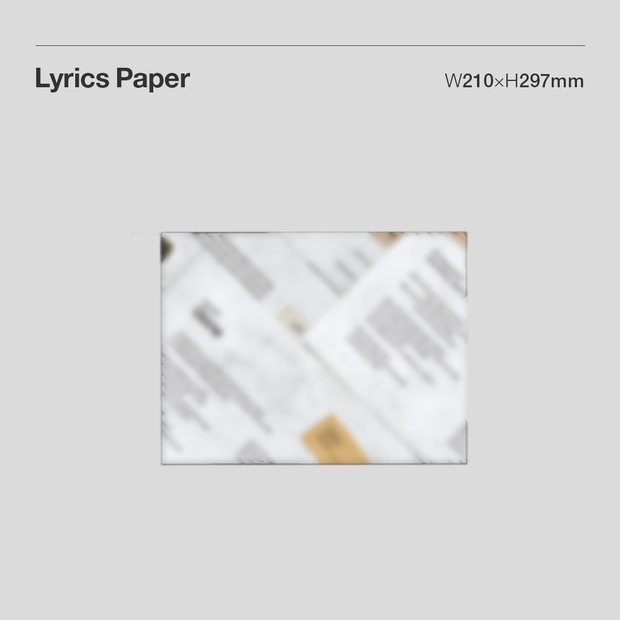 Đã có thể chốt đơn album solo của Rosé (BLACKPINK): Màu đen - trắng chủ đạo do chính chủ thiết kế, có cả bản đĩa than xịn xò! - Ảnh 5.