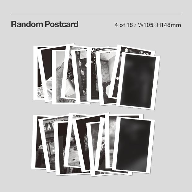 Đã có thể chốt đơn album solo của Rosé (BLACKPINK): Màu đen - trắng chủ đạo do chính chủ thiết kế, có cả bản đĩa than xịn xò! - Ảnh 6.