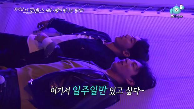 Ji Soo cực thân thiết với 1 nam diễn viên đến mức bị nhiều người hiểu lầm! - Ảnh 3.