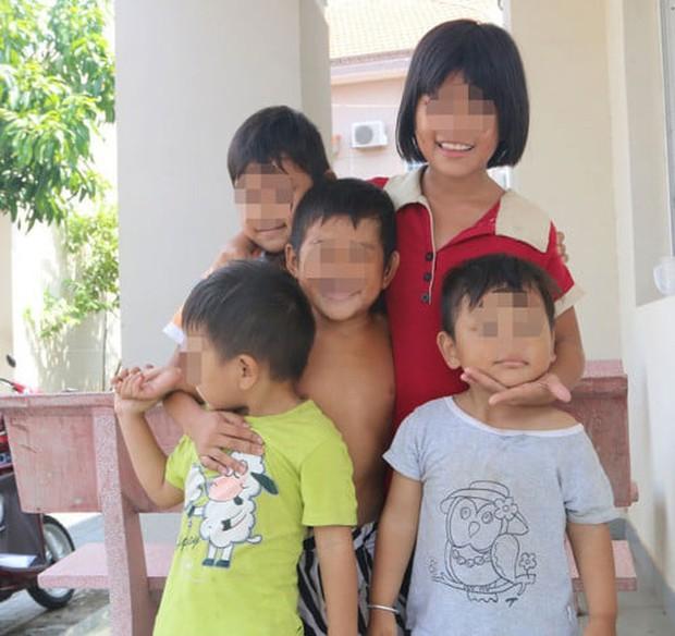 Hé lộ tội ác của mẹ và cậu trong vụ 6 đứa trẻ bị bạo hành, chăn dắt - Ảnh 5.