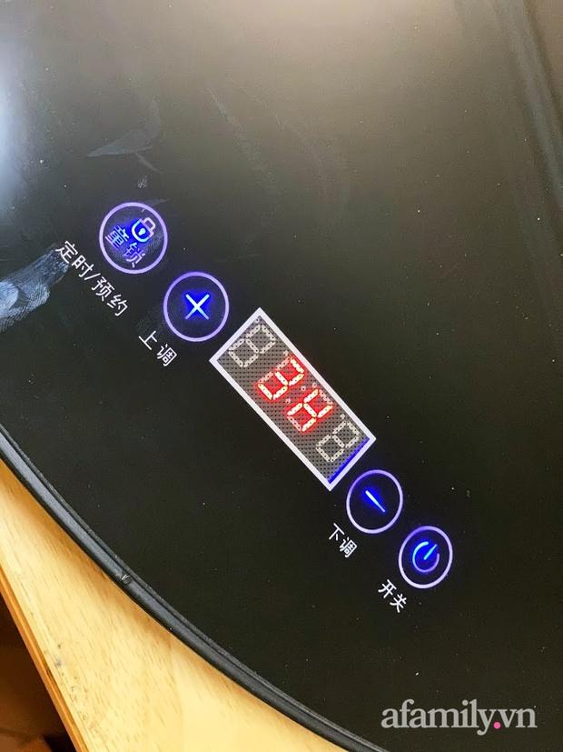 Review mâm điện tự động: Sản phẩm chuẩn chỉnh dành cho những người thích đồ ăn phải nóng hôi hổi - Ảnh 4.