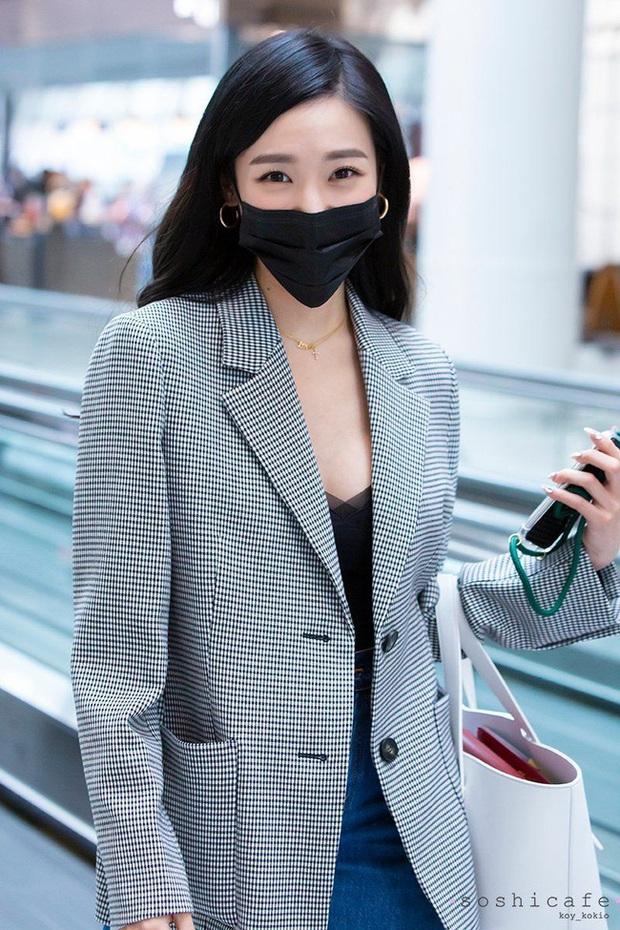 Hội mỹ nhân Kbiz có 12 cách mặc blazer rất trẻ mà cực sang, chị em học ngay để lên đời phong cách - Ảnh 8.