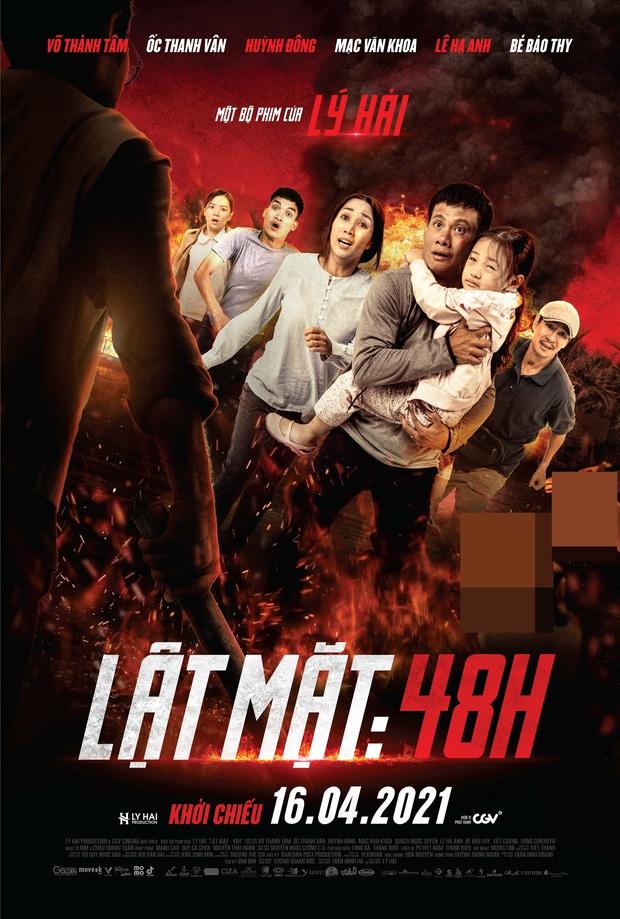 Phim của Lý Hải ra mắt sau 1 năm dời lịch chiếu, trực tiếp cạnh tranh bom tấn bùa ngải của Victor Vũ - Ảnh 1.