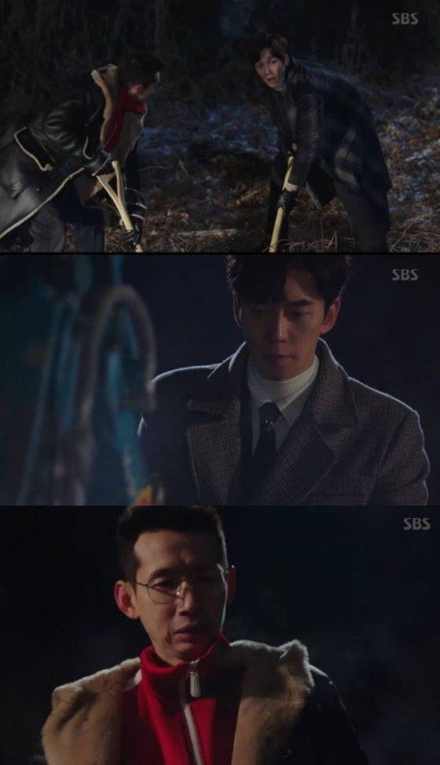 Nhân duyên tiền kiếp của hội Penthouse: Bà cả Lee Ji Ah đã quen trai trẻ Park Eun Seok từ cả thập kỷ trước - Ảnh 6.