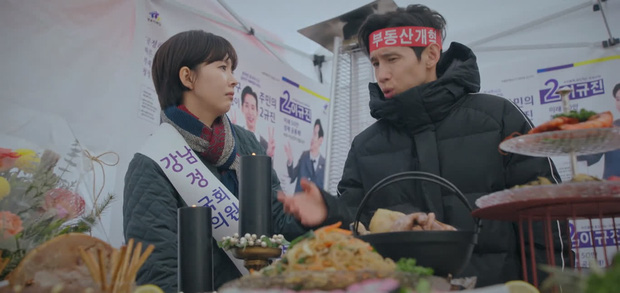 Nhân duyên tiền kiếp của hội Penthouse: Bà cả Lee Ji Ah đã quen trai trẻ Park Eun Seok từ cả thập kỷ trước - Ảnh 9.