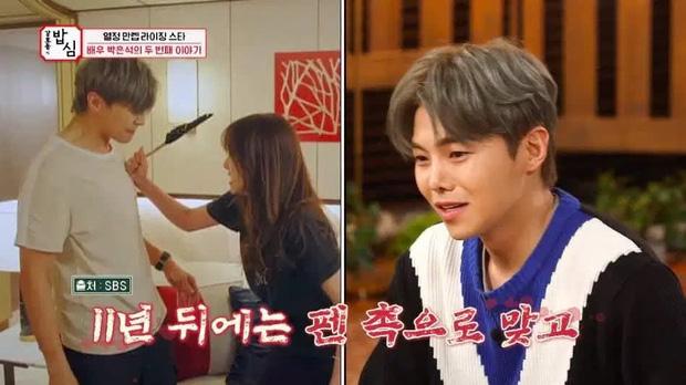 Nhân duyên tiền kiếp của hội Penthouse: Bà cả Lee Ji Ah đã quen trai trẻ Park Eun Seok từ cả thập kỷ trước - Ảnh 21.