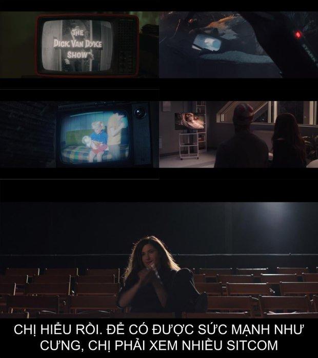 Netizen Việt tạm biệt 9 tập WandaVision bằng 1 rổ meme đi vào lòng đất, cả phim căng đét hóa thành trò đùa! - Ảnh 14.