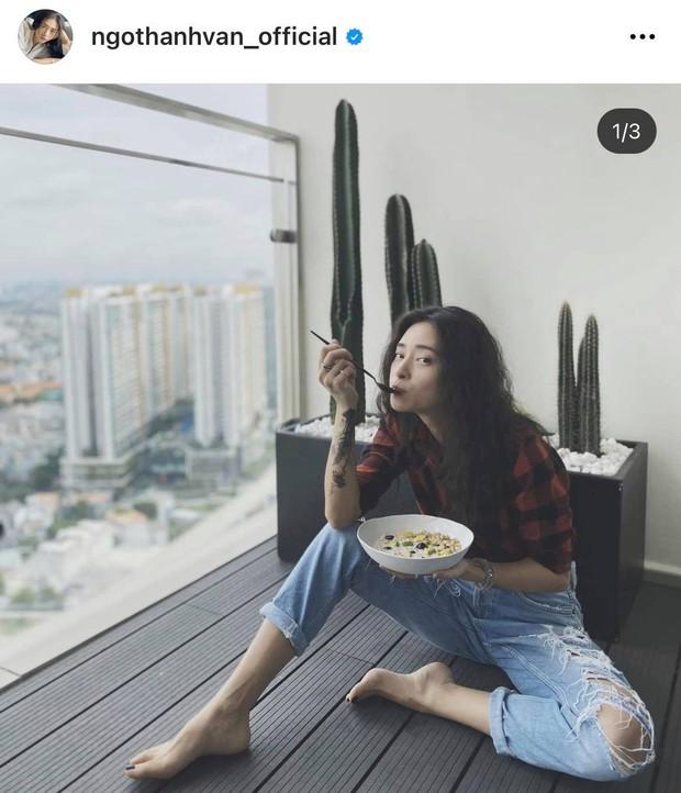 """Huy Trần đăng ảnh chào buổi sáng, ai ngờ tự để lộ """"hint"""" sống chung một nhà với Ngô Thanh Vân? - Ảnh 3."""