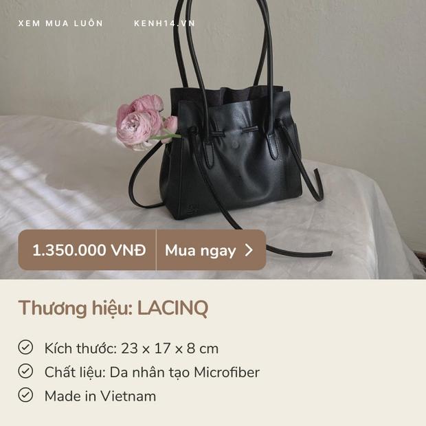 8 em túi xách sang chảnh giá từ 700k - 2 triệu xứng đáng để các nàng rước về dịp 8/3 này - Ảnh 5.