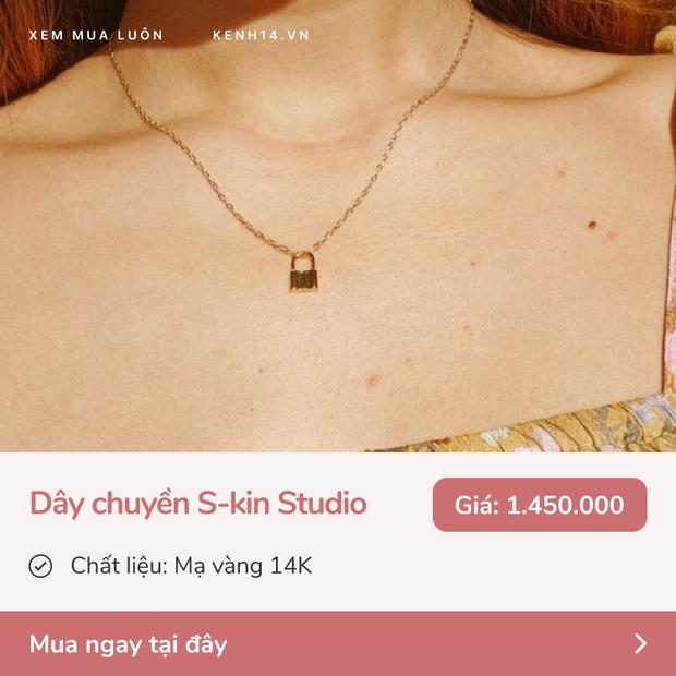 9 mẫu vòng tay, dây chuyền bền - đẹp - xịn trong khoảng giá 260k - 1,7 triệu mua tặng 8/3 là hết ý  - Ảnh 9.