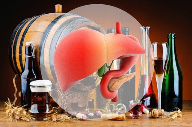 6 thói quen ăn uống dễ gây tổn hại gan, không sửa ngay chỉ khiến cơ thể suy kiệt từng ngày - Ảnh 4.