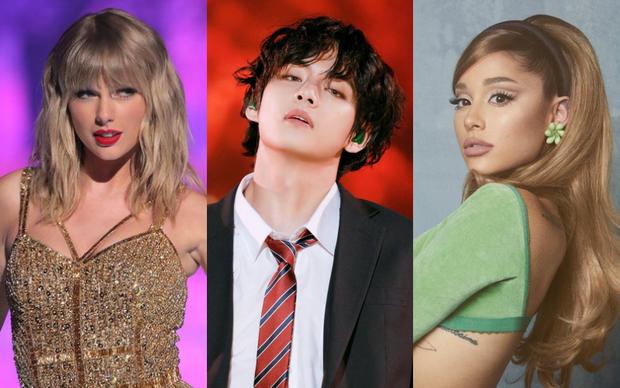 BTS tiễn Taylor Swift, Ariana Grande và dàn sao USUK ra chuồng gà, là nghệ sĩ tiêu thụ nhạc khủng nhất hành tinh năm 2020! - Ảnh 3.