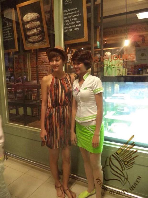HHen Niê đăng hình cũ mừng sinh nhật Mâu Thủy: Cô PG năm nào đã trở thành Hoa hậu đình đám bậc nhất Việt Nam - Ảnh 2.