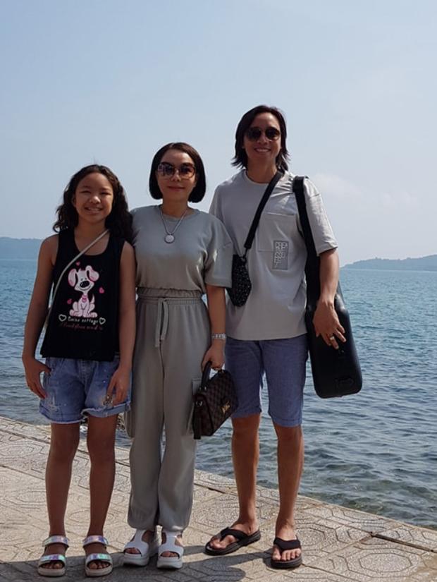 Gia đình NS Việt Hương lái xe máy đi phượt nhưng gây tranh cãi vì 1 chi tiết, chính chủ phải lên tiếng ngay và luôn - Ảnh 3.