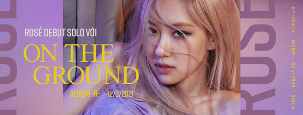 Netizen xỉu up xỉu down vì poster của Rosé: visual quá đỉnh nhưng ai cũng bị bắt lú tưởng sẽ solo vào ngày 12/3/2021 - Ảnh 7.
