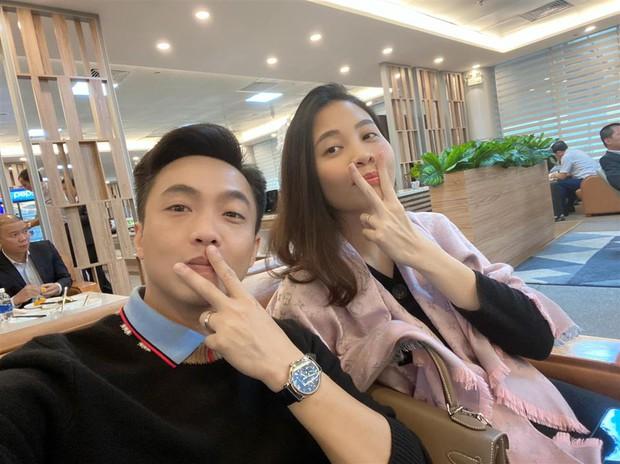 Chiều vợ như Cường Đô La: Đàm Thu Trang nhắc nhẹ 1 câu đã mua ngay quà 8/3 sớm, còn tranh thủ nịnh bợ cực ngọt - Ảnh 6.