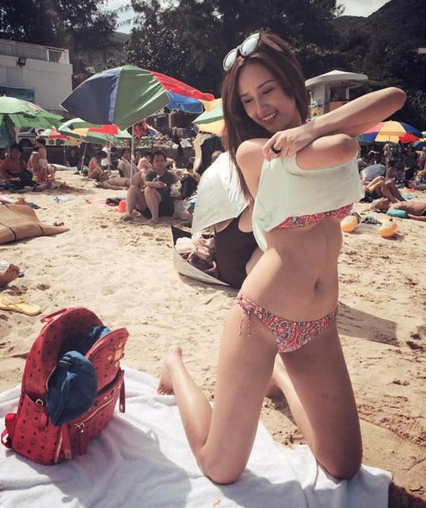 Chỉ qua bức ảnh bikini 2 năm trước, Mai Phương Thuý chứng minh body lột xác ngoạn mục hậu tăng cân, vòng 1 gần 100cm thành tâm điểm! - Ảnh 3.