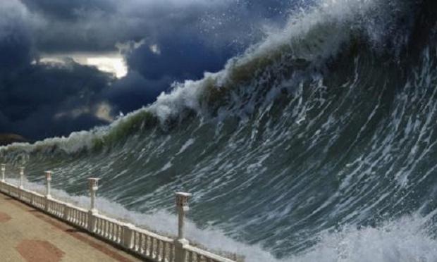 New Zealand cảnh báo sóng thần sau trận động đất 7,3 độ richter - Ảnh 1.