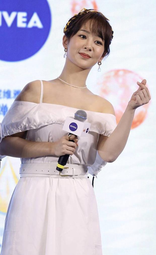 Nhờ giảm cân, lợi thế ngoại hình chưa từng được hé lộ của Dương Tử gây sốt khắp Weibo, chấp luôn cả ảnh không PTS - Ảnh 8.