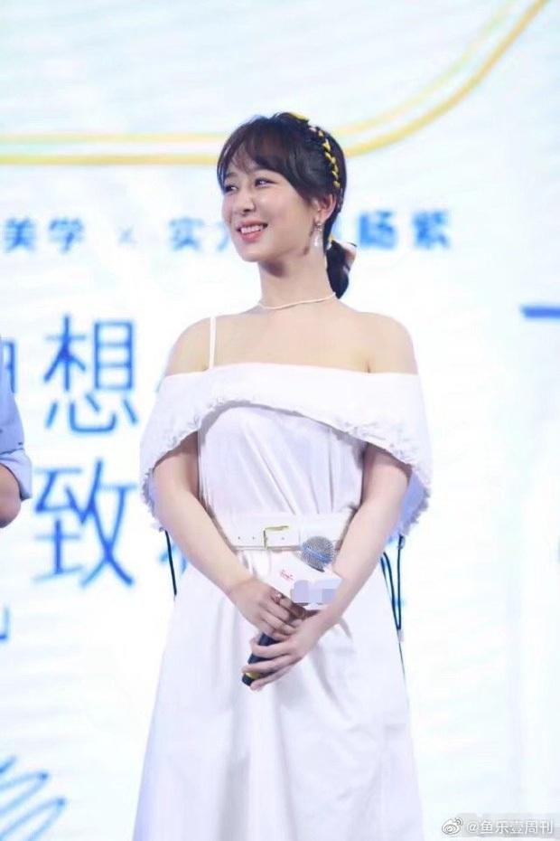 Nhờ giảm cân, lợi thế ngoại hình chưa từng được hé lộ của Dương Tử gây sốt khắp Weibo, chấp luôn cả ảnh không PTS - Ảnh 9.