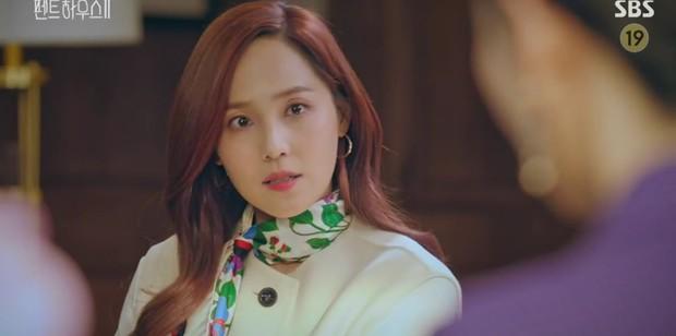 Thánh trợn Eun Byul sốc thuốc, một tay giết chết Ro Na ở Penthouse 2 tập 5? - Ảnh 5.
