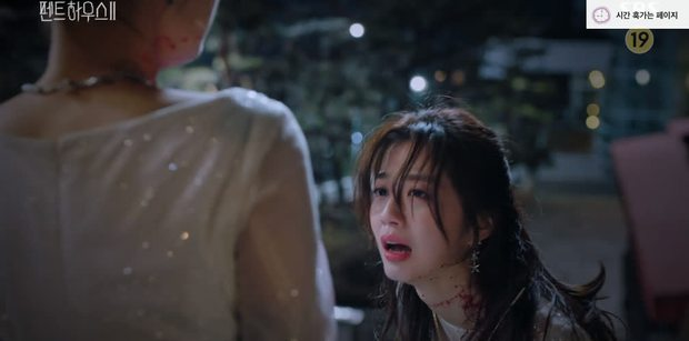 Thánh trợn Eun Byul sốc thuốc, một tay giết chết Ro Na ở Penthouse 2 tập 5? - Ảnh 8.