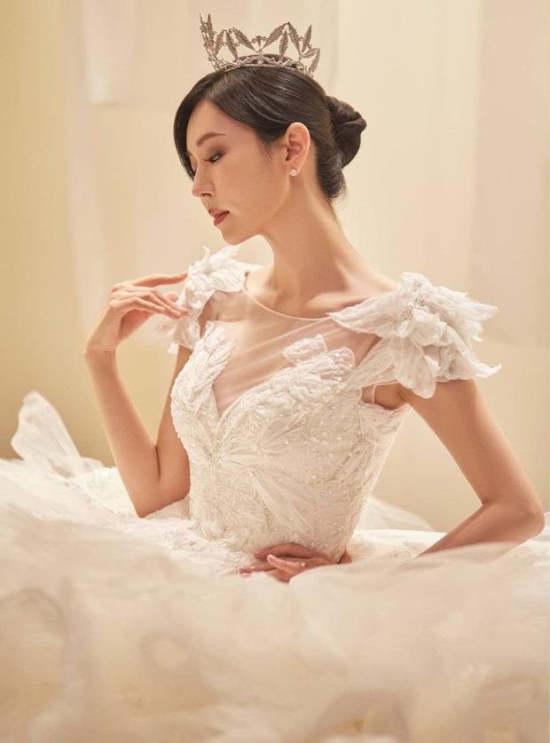 Bộ ba nữ chính Penthouse diện váy cưới: Tiểu tam lồng lộn hết cỡ nhưng có đánh bại được sự tinh tế của bà cả Lee Ji Ah? - Ảnh 7.
