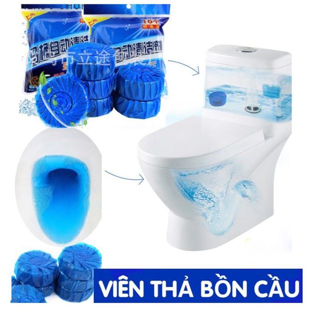 Nhà vệ sinh sẽ thơm tho cả ngày với các sản phẩm hỗ trợ làm sạch đang được sale tụt nóc, có loại chưa tới 1K - Ảnh 13.