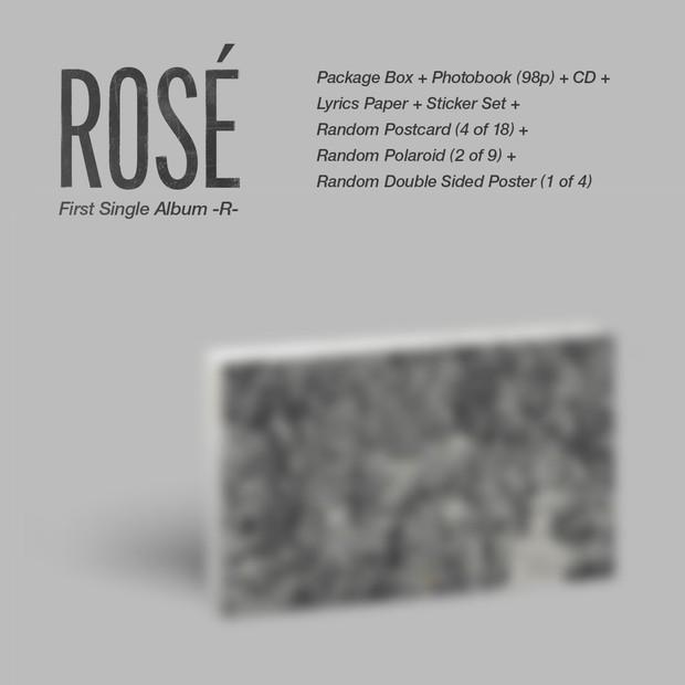 Vừa giục fan chốt đơn, Rosé đã phá kỷ lục đặt trước album trong vòng 12 tiếng mà đến BLACKPINK cũng không làm được - Ảnh 1.